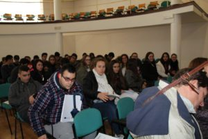 First Dissemination Event in Portugal