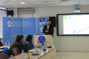 First Dissemination Event in Macedonia