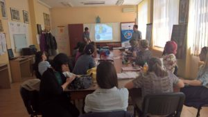 Second Dissemination Event in Macedonia