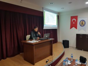 First Dissemination Event in Turkey