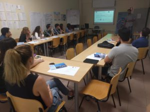 Second Dissemination Event in Spain