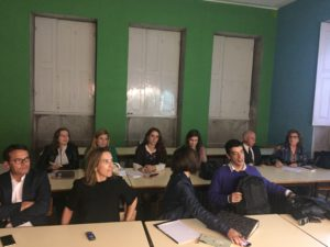 Second Dissemination Event in Portugal